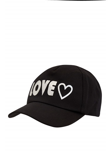 DeFacto Şapka Siyah